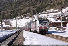 Rail Traction Company E193.776 (Marco Stellini) Tags: rail traction company rtc e193 zebra vectron siemens brennero isarco colle