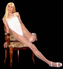 0102 (Youko_Kishida) Tags: fetish crossdresser tgirl leotard crossdressing pantyhose stocking tights lycra