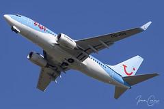 Boeing 737-7K5 – TUI Fly Belgium – OO-JOS – Brussels Airport (BRU EBBR) – 2019 03 29 – Go-around RWY 25L – 01 – Copyright © 2019 Ivan Coninx (Ivan Coninx Photography) Tags: ivanconinx ivanconinxphotography photography aviationphotography boeing boeing737 boeing737700 boeing7377k5 737 b737 737700 7377k5 jetairfly tui tuiflybelgium oojos aurora brusselsairport bru ebbr goaround missedapproach