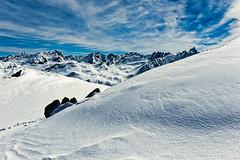 silvretta view (diamir8000) Tags: mountains vorarlberg austria geotagged snow skitour ski winter schneeberg gargellen landscape