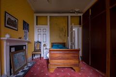 Abandoned Mansion (Alec-Gibson) Tags: abandoned atrisk derelict disused decay dangerousbuilding d7100 nikon urbex urbanexploration mansion room house scotland
