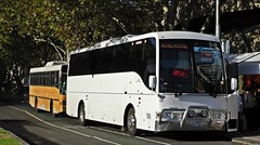 0211AO (damoN475photos) Tags: 0211ao simcocks pakenham 11 volvo b7r coach design art centre metro train replacement 2019