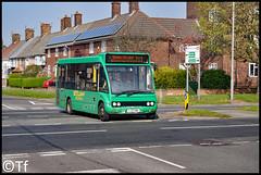 HTL Buses - YJ12 PNN (Tf91) Tags: htl liverpool liverpoolbus htlbuses huyton optare optaresolo speke yj12pnn 211 circular