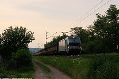 Railpool/RTB 193 810 am 23.05.2018 mit einem ARS Altmann in Unterhaun (Eisenbahner101) Tags: