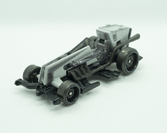 Imperial Patrol Speeder Hot Wheels Carship Toy (Steve Holsonback) Tags: star wars hot wheels car imperial patrol speeder