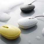 光学式マウスの写真