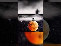 Tango on the moon or moon tango (avvinsk) Tags: tango moon or january 16 2019 0100am avvi ko