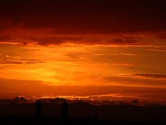 Sunset in Auckland (♥ L'humoureuse :-)) Tags: sunset auckland newzealand