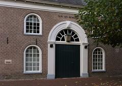 Door in Assen (joeke pieters) Tags: 1440424 panasonicdmcfz150 assen drenthe nederland netherlands holland huisvanbewaring deur door ddd tdd