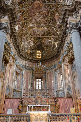 Sizilien 2018 - Palermo - San Giuseppe dei Teatini