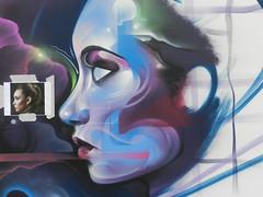 "MR Senz ""Graffiti without Gravity"" (JoséDay) Tags: graffitiproject graffitiwithoutgravity graffiti gravity katwijknoordwijk thenetherlands mrcenz streetart art urbanart urban p500 coolpix cool nikon pointshoot"