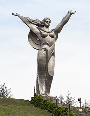 Mother Armenia. (Stefano Perego Photography) Tags: stepegphotography stefano perego statue soviet modernism architecture design