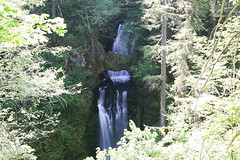 Curly Creek Falls (maritimeorca) Tags: curlycreek curlycreekfalls giffordpinchotnationalforest skamaniacounty washington