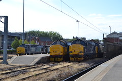 Direct Rail Services 37419 - 37407 - 37423 (Will Swain) Tags: norwich station 28th july 2018 norfolk east train trains rail railway railways transport travel uk britain vehicle vehicles england english europe aga direct services 37419 37407 37423 class 37 407 419 423
