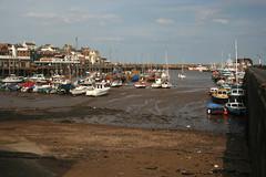 The harbour at Bridlington (JonCombe) Tags: bridlington coast flamborough coastwalk235 eastridingofyorkshire