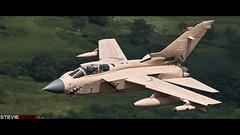RAF Tornado Gr4 - Desert Pink (steviebeats.co.uk) Tags: zg750 royal air force tornado gr4 desert pink camouflage paint scheme livery 25 years special jet pinky tonka