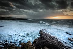 Wild Donegal Bay (Matts__Pics) Tags: mullaghmore co sligo stormyseas dramatic skies waves nikond7500 nikkor 1224mm f4g ifed classiebawn benbulben