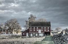 The Sherfy Farm and Barn (alias.smith) Tags: gettysburg battlefield civilwar barn farm fence fencefriday