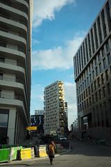 (numéro six) Tags: 75017 rue rua calle street ville city cidade ciudad urbano urban urbain building architecture arquitetura batignolles paris france