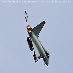 0899 Typhoon Display (photozone72) Tags: raf raftyphoondisplay typhoon eurofighter coningsby rafconingsby lincolnshire aviation aircraft canon canon7dmk2 canon100400f4556lii 7dmk2