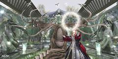 #47 - Lorien (Yvain Vayandar) Tags: enchantment lordoftherings secondlife sl event fantasy fairy elven elf magic aeros 00 cubiccherry ravenbell cordeaux cc titans dreamingthicket organica moonsha pukerainbows lepoppycock