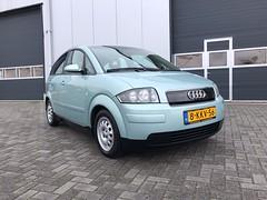 Audi A2 1.2 TDi 3L (BasFeijen) Tags: audi a2 3l 12 tdi 2003