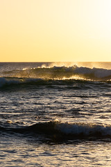 Catching the sun (.Stephen..Brennan.) Tags: da70 pentax pentaxk3 seascape sunset surf trigg perth westernaustralia australia au 70mm