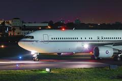 JY-JAL - Boeing 767-204(ER) - Jordan Aviation (3) (RafaelBateraSSA) Tags: ssa sbsv salvador night boeing airbus nikon sideral avianca jordan tap copa airlines gulfstream g450 737f a320 767 a330 planes spotter