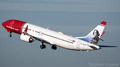Norweigian Air Shuttle (Oscar Wilde) Boeing 737-MAX 8 LN-BKA (StephenG88) Tags: manchesterairport southside man egcc 23l 23r boeing airbus 25thfebruary2019 25219 22519 lineup takeoff norwegianairshuttle norweigian nax dy 737max 737 737max8 8 max8 738 lnbka oscarwilde