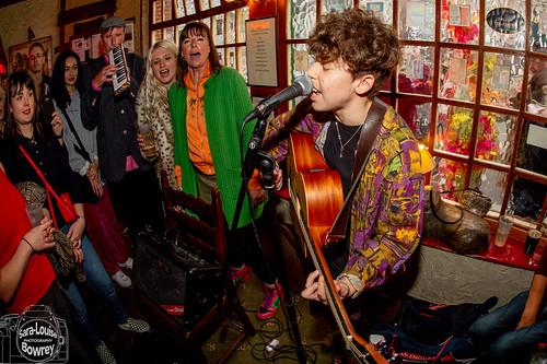 Saturday Unplugged: Marie White