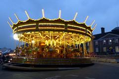 Bury Xmas Fair P1440958mods (Andrew Wright2009) Tags: burystedmunds suffolk england uk christmas xmas fair event roundabout carousel