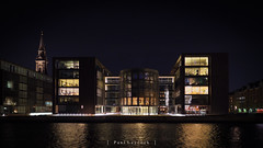 Copenhagen Nights (amipal) Tags: 175mm capital city copenhagen denmark europe holiday longexposure manuallens night theblackdiamond travel urban voigtlander