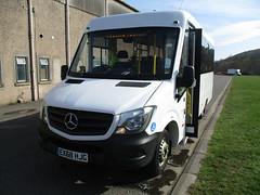 Photo of Mercedes Trekabus - EX68HJG - Scottish Borders Council