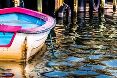 Water in motion (Maria Eklind) Tags: waterinmotion watermove fiskehoddorna malmö water wave sweden boat reflection smileonsaturday spegling skånelän sverige se