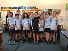 Clontarf Foundation academy  Cecil Andrews Senior High School, Perth, 23/11/2018
