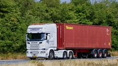 BX28983 (18.07.18, Motorvej 501, Viby J)DSC_5313_Balancer (Lav Ulv) Tags: 255630 r580 v8 topline lundquisttransport white scania rseries pgrseries scaniarseries container 2016 e6 euro6 r6 6x2 touax driverdorthe truck truckphoto truckspotter traffic trafik verkehr cabover street road strasse vej commercialvehicles erhvervskøretøjer danmark denmark dänemark danishhauliers danskefirmaer danskevognmænd vehicle køretøj aarhus lkw lastbil lastvogn camion vehicule coe danemark danimarca lorry autocarra danoise vrachtwagen motorway autobahn motorvej vibyj highway hiway autostrada trækker hauler zugmaschine tractorunit tractor artic articulated semi sattelzug auflieger trailer sattelschlepper vogntog oplegger sættevogn