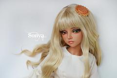 DSC_2060 (sonya_wig) Tags: fairytreewigs wig bjdwig minifeewig bjd bjdminifee handmadedoll bjddoll dollphoto fairyland fairylandminifee minifee bjdphotographycoloringhair