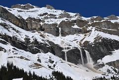 Ice Ages (Dan Daniels) Tags: landscapes snowlandscapes swissalps ice icefalls kantonbern cantonbern berneroberland switzerland schweiz winter snow audand nikon