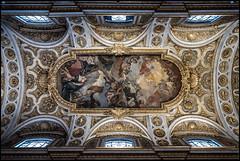 ROME  -  CHURCH SAN LUIGI DEI FRANCESI (J.P.B) Tags: romechurchsanluigideifrancesi rome eglise church san luigi dei francesi