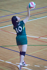20180512_IMG_7281 (ko_en_volleyball_para) Tags: スポーツ sports バレーボール volleyball パラ para 聴覚障害 deaf the 18th national disabled competition hearing impaired area preliminary 2018 第18回 全国障害者スポーツ大会聴覚障害者バレーボール競技 地区予選大会 大田区体育館 otacity general gymnasium 栃木 tochigi 東京 tokyo
