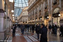 Milano, Galleria V. Emanuele II (Gian Floridia) Tags: galleriavemanueleii milano milan provinceofmilan italy it