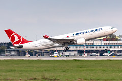 TC-JNB Turkish Airlines Airbus A330-203 (buchroeder.paul) Tags: eddl dus dusseldorf international airport germany europe departure tcjnb turkish airlines airbus a330203