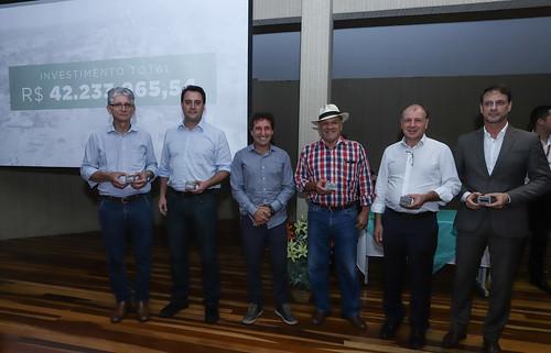 Inauguração da Estrada Nova Tirol - Piraquara