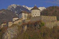 Inespugnabile / Impregnable (Kufstein Fortress, Tyrol, Austria) (AndreaPucci) Tags: kufstein fortress tyrol austria alps medieval andreapucci