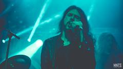 Nailed To Obscurity - live in Kraków 2019 fot. Łukasz MNTS Miętka-2