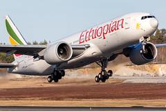 ET-ANO Boeing 777-260(LR) Ethiopian Airlines (Andreas Eriksson - VstPic) Tags: etano boeing 777260lr ethiopian airlines