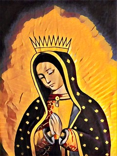 20190202 033/365 iPhone365:  Our Lady of Guadalupe