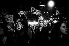 Rally (TransientEye) Tags: barcelona catalunya catalonia nationalism independence protest leicam10 leica35mmsummiluxasph