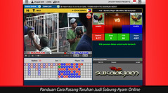 Panduan-Cara-Pasang-Taruhan-Judi-Sabung-Ayam-Online (sonicm035) Tags: sabung ayam online bandar agen sabungayamonline