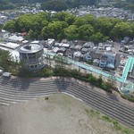 津波避難タワーの写真